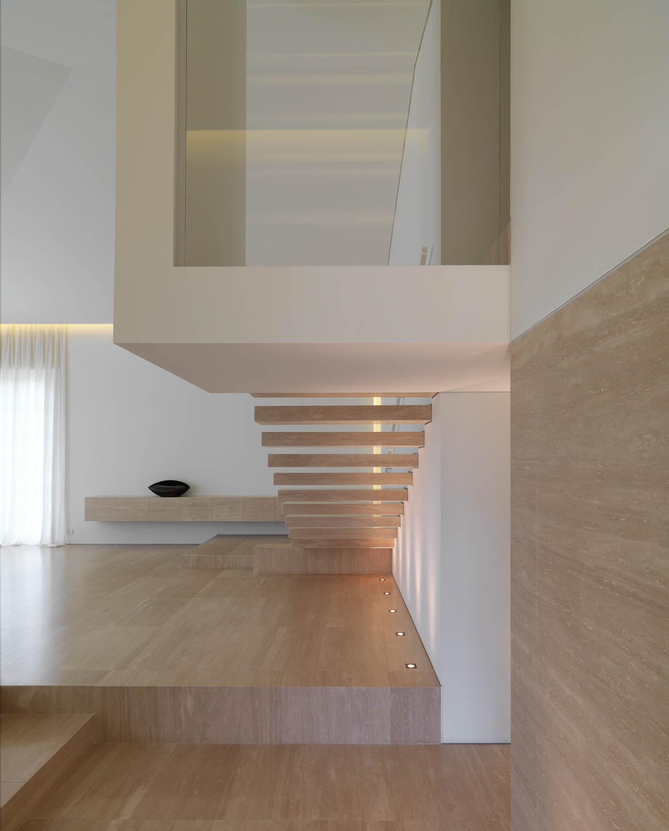33 Staircase Designs Enriching Modern Interiors With: Soldati House Interior By Victor Vasilev