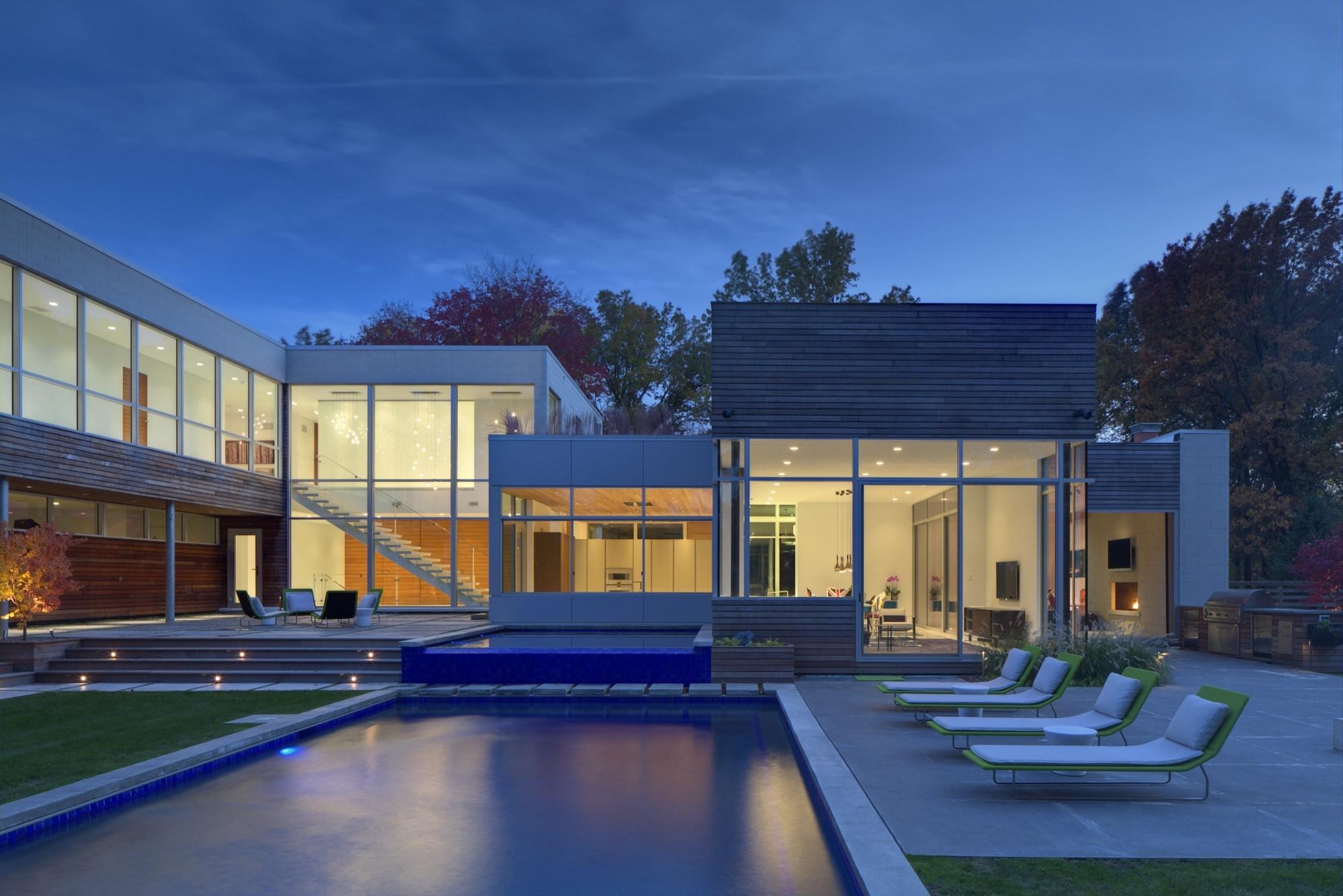 Shaker Heights House by Dimit Architects | KARMATRENDZ