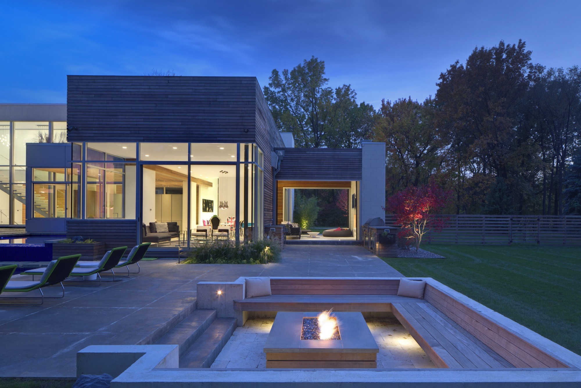 Shaker Heights House By Dimit Architects Karmatrendz