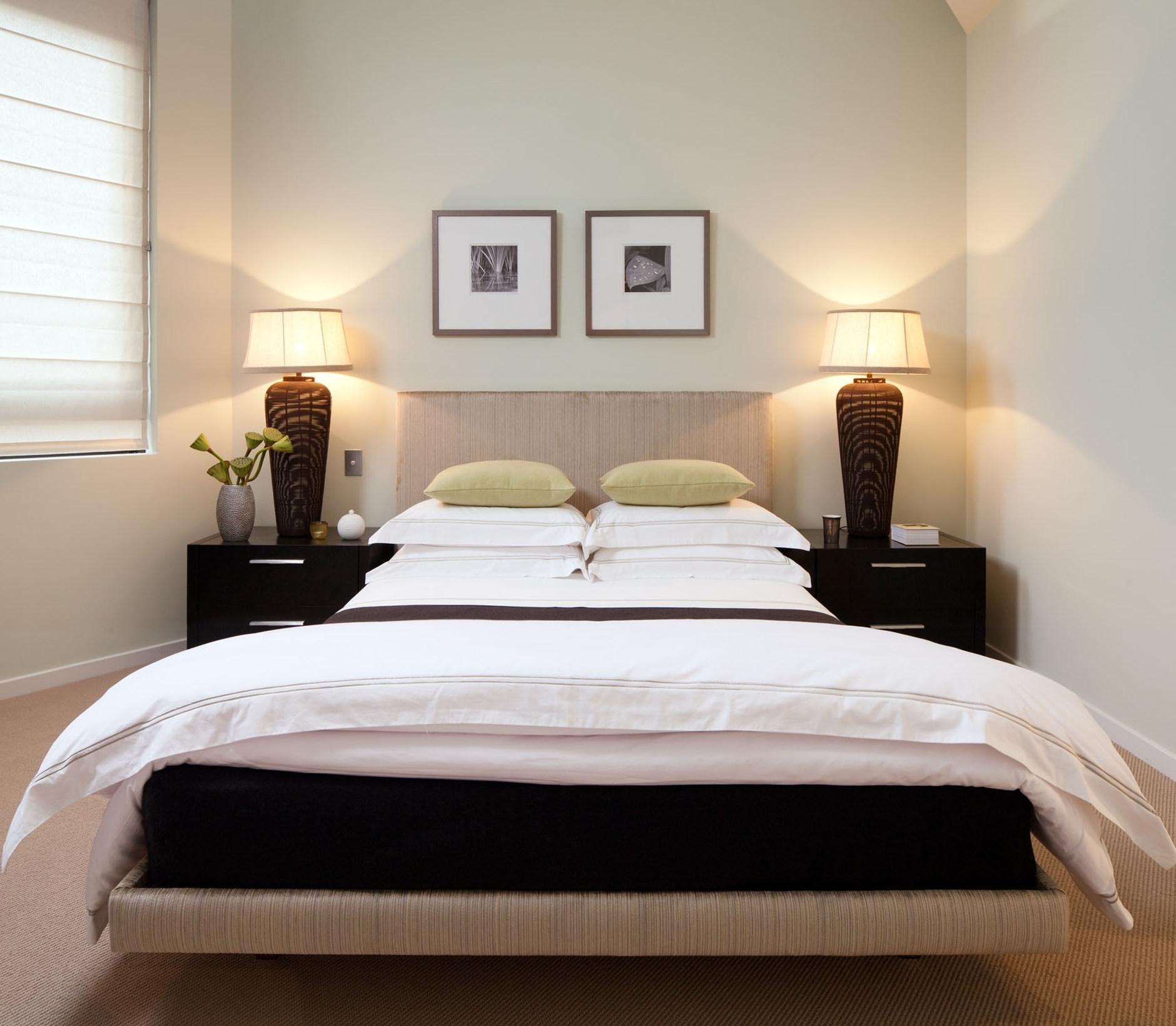 Спальни маленькие фото интерьер