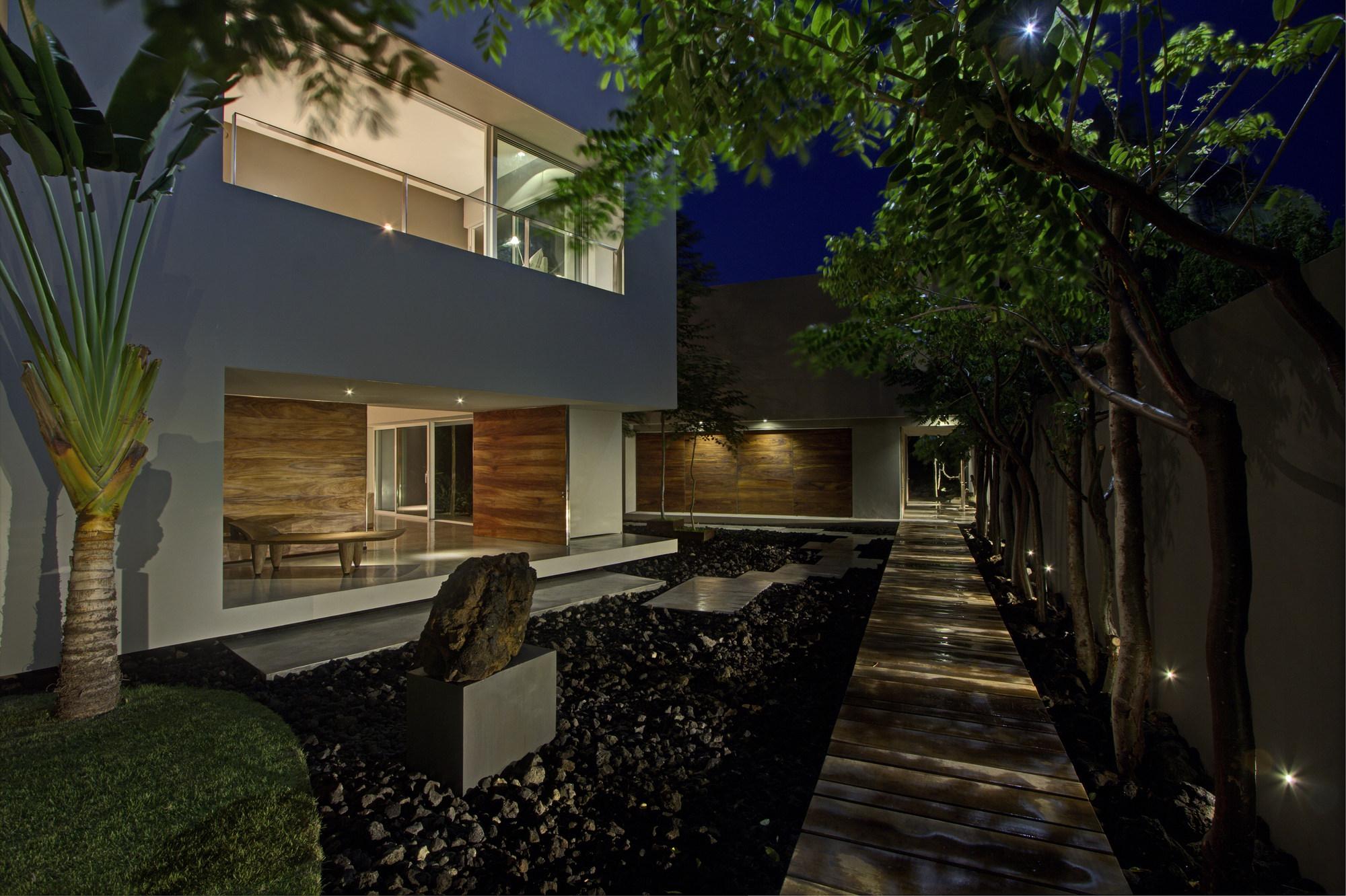Casa la punta by el as rizo arquitectos karmatrendz for La casa 2013