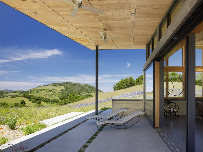 Caterpillar House By Feldman Architecture Karmatrendz