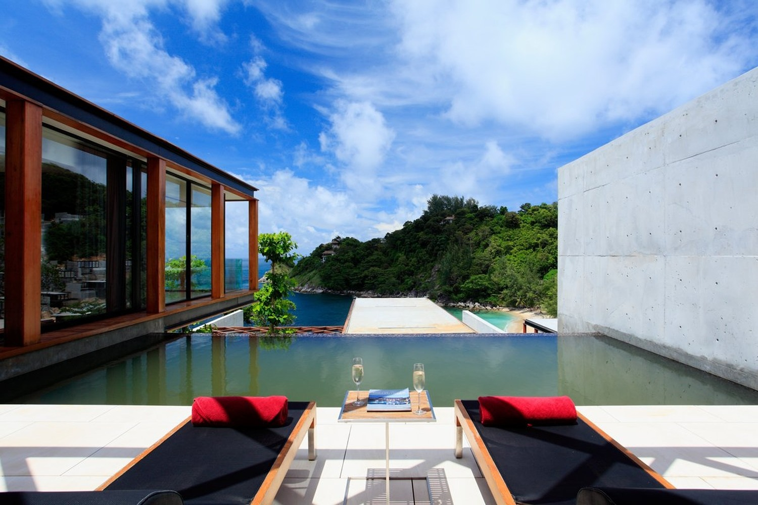 The naka phuket by duangrit bunnag karmatrendz for Design hotel phuket