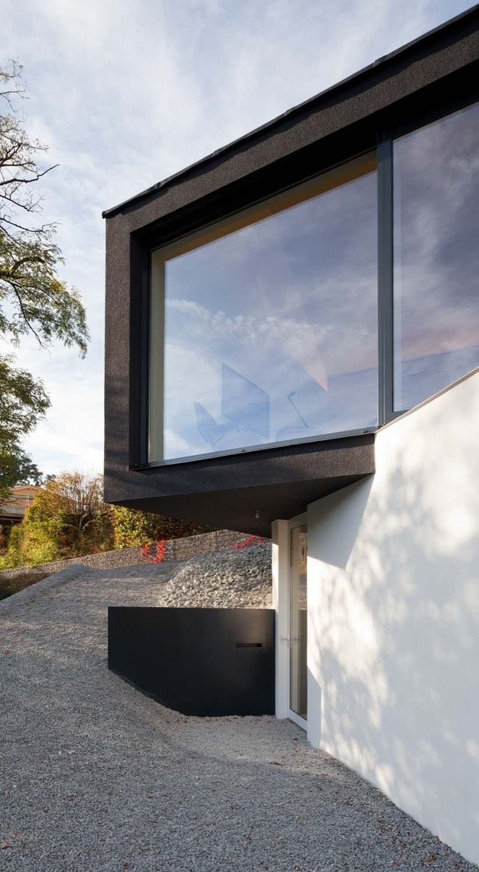 studio house by fabi architekten bda karmatrendz. Black Bedroom Furniture Sets. Home Design Ideas