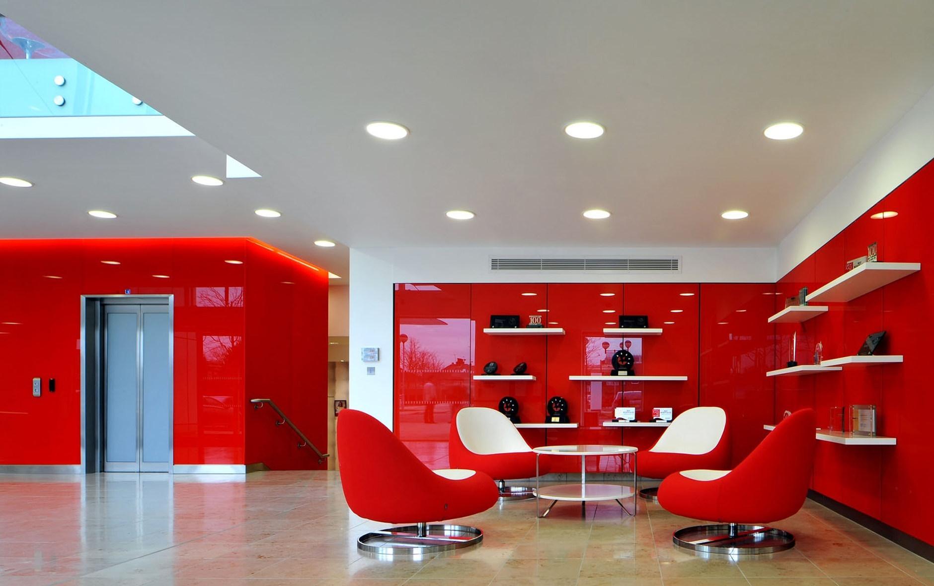 Rackspace Office By Morgan Lovell Karmatrendz