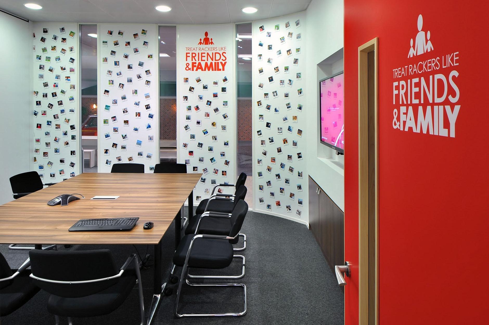 rackspace office morgan lovell. Rackspace Office Morgan Lovell
