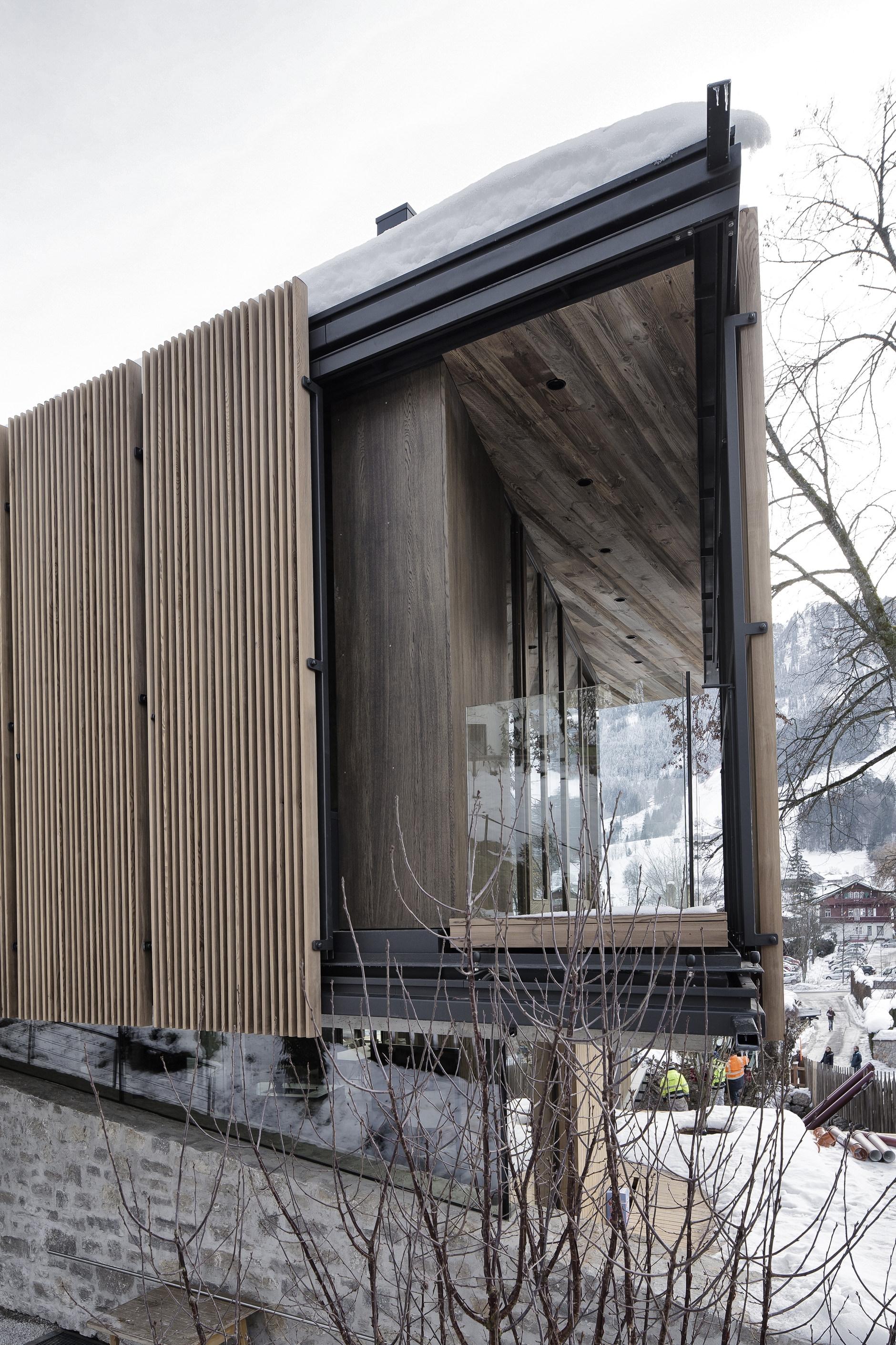 Haus Walde By Gogl Architekten Karmatrendz