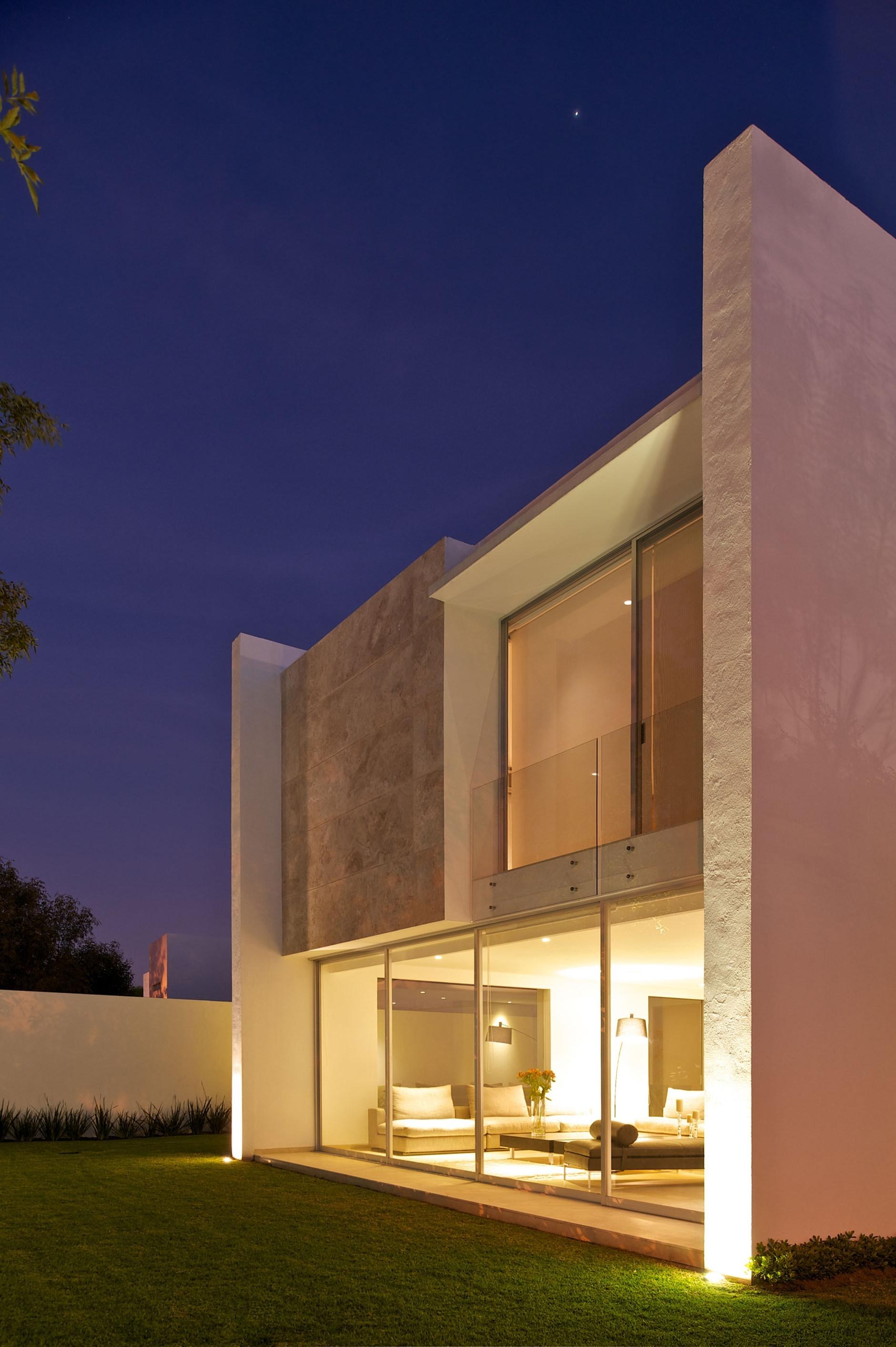 Casa Natalia By Agraz Arquitectos Karmatrendz