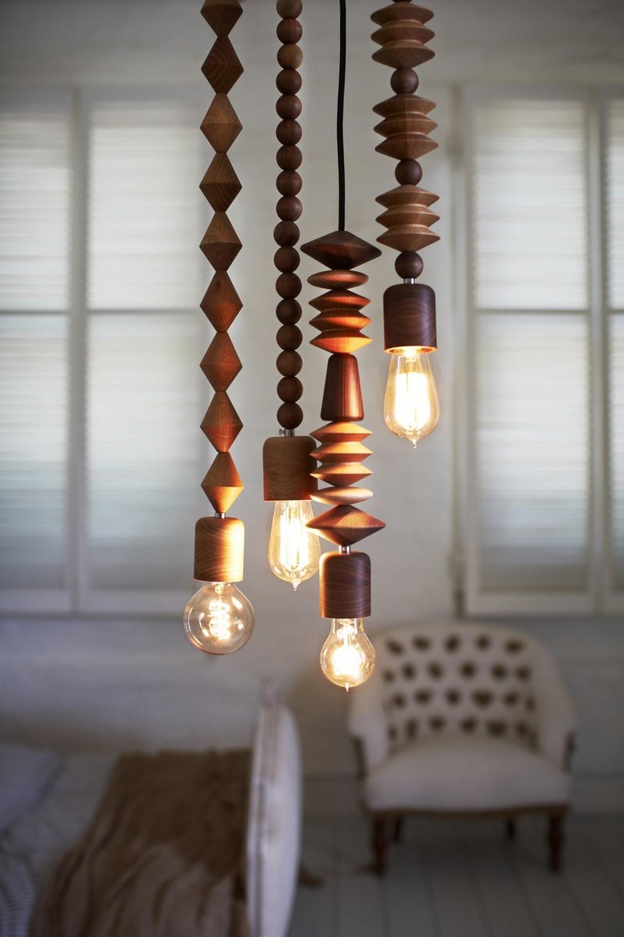 Bright Beads Pendant Lights By Marz Designs Karmatrendz