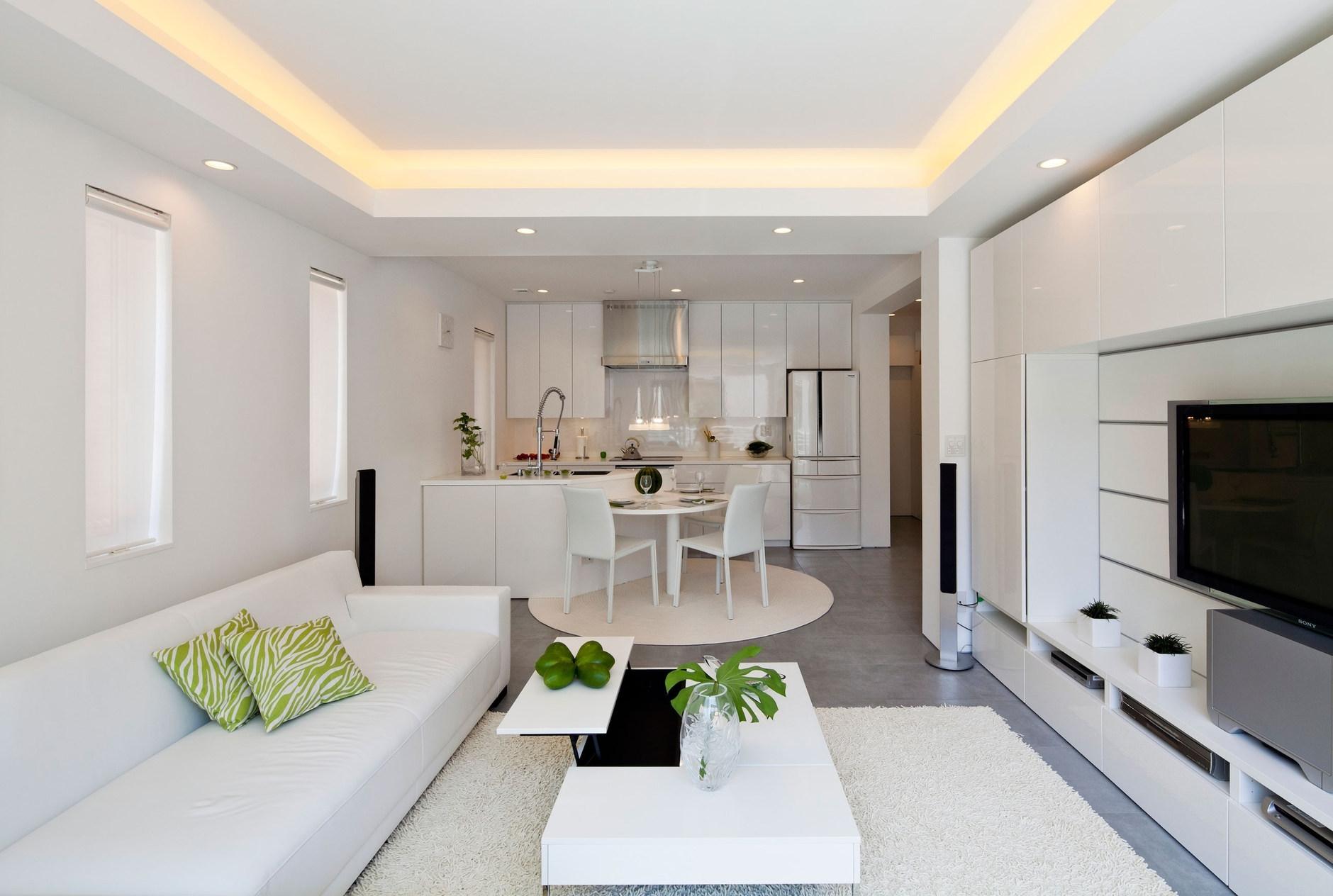 modern zen house by rck design karmatrendz. Black Bedroom Furniture Sets. Home Design Ideas