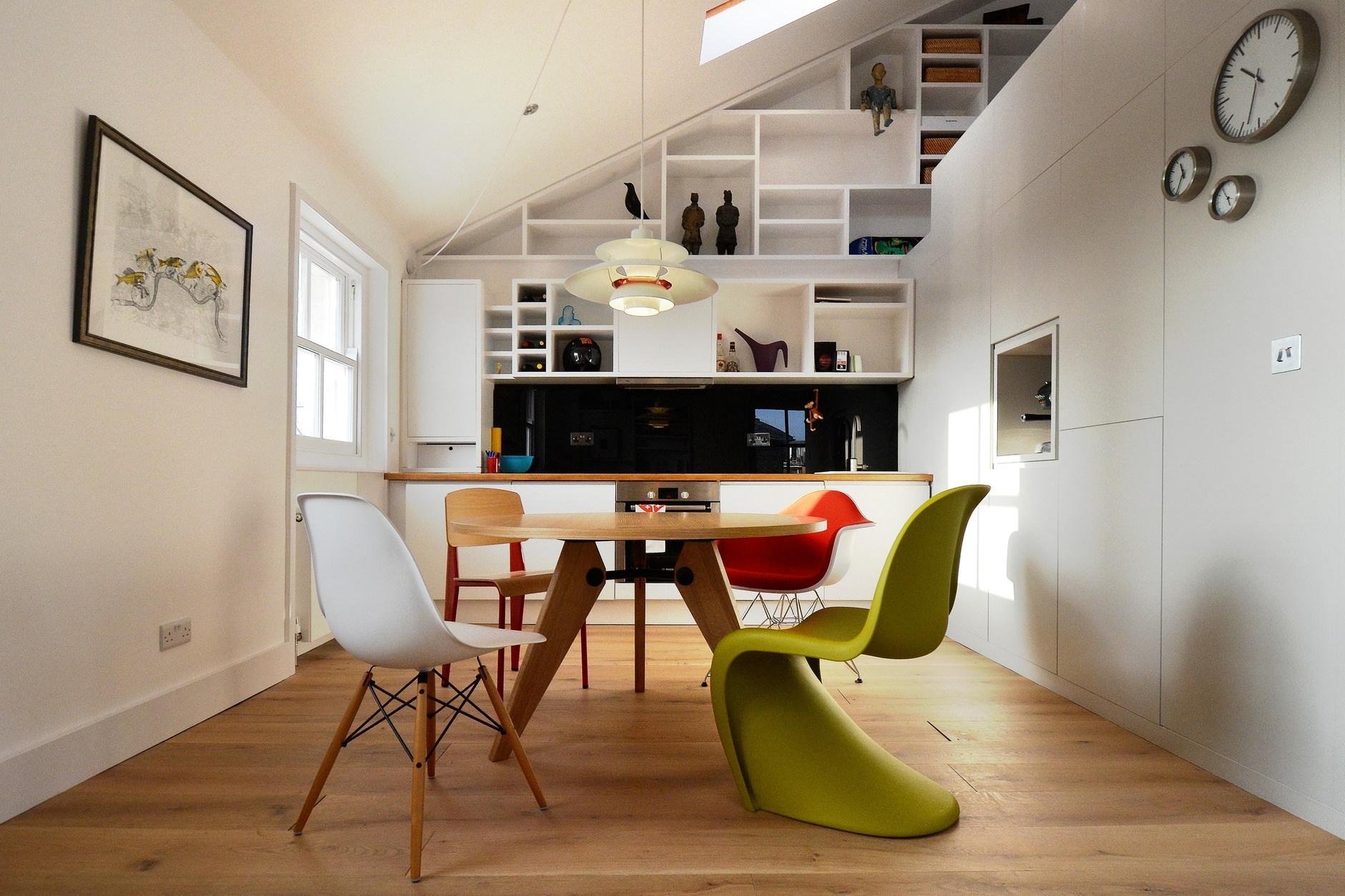 Loft Space In Camden By Craft Design KARMATRENDZ