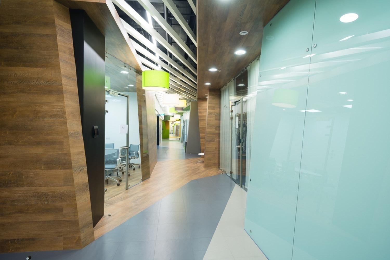 Lighting Basement Washroom Stairs: Yandex Saint Petersburg 3 By Za Bor Architects