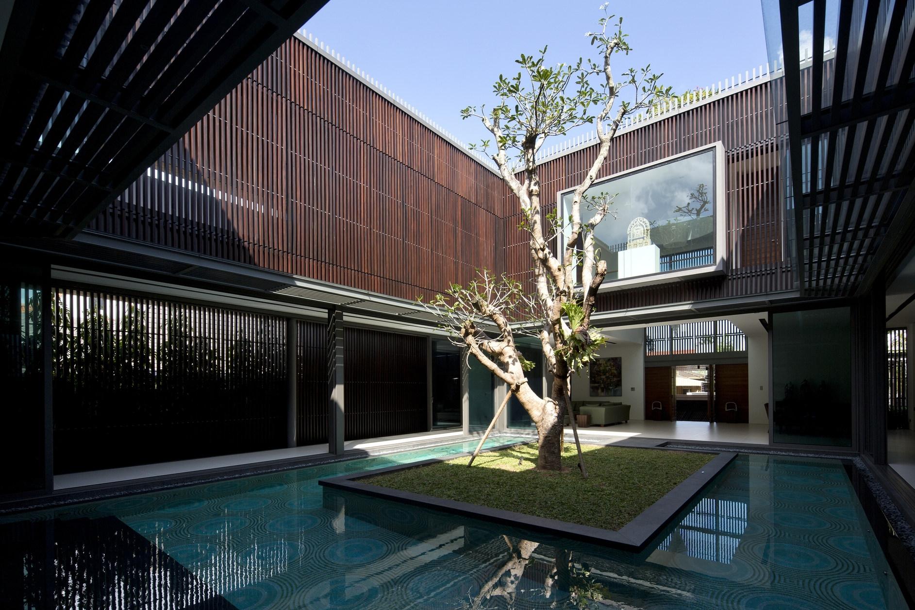 Centennial tree house by wallflower architecture design for Architecture and design tree house