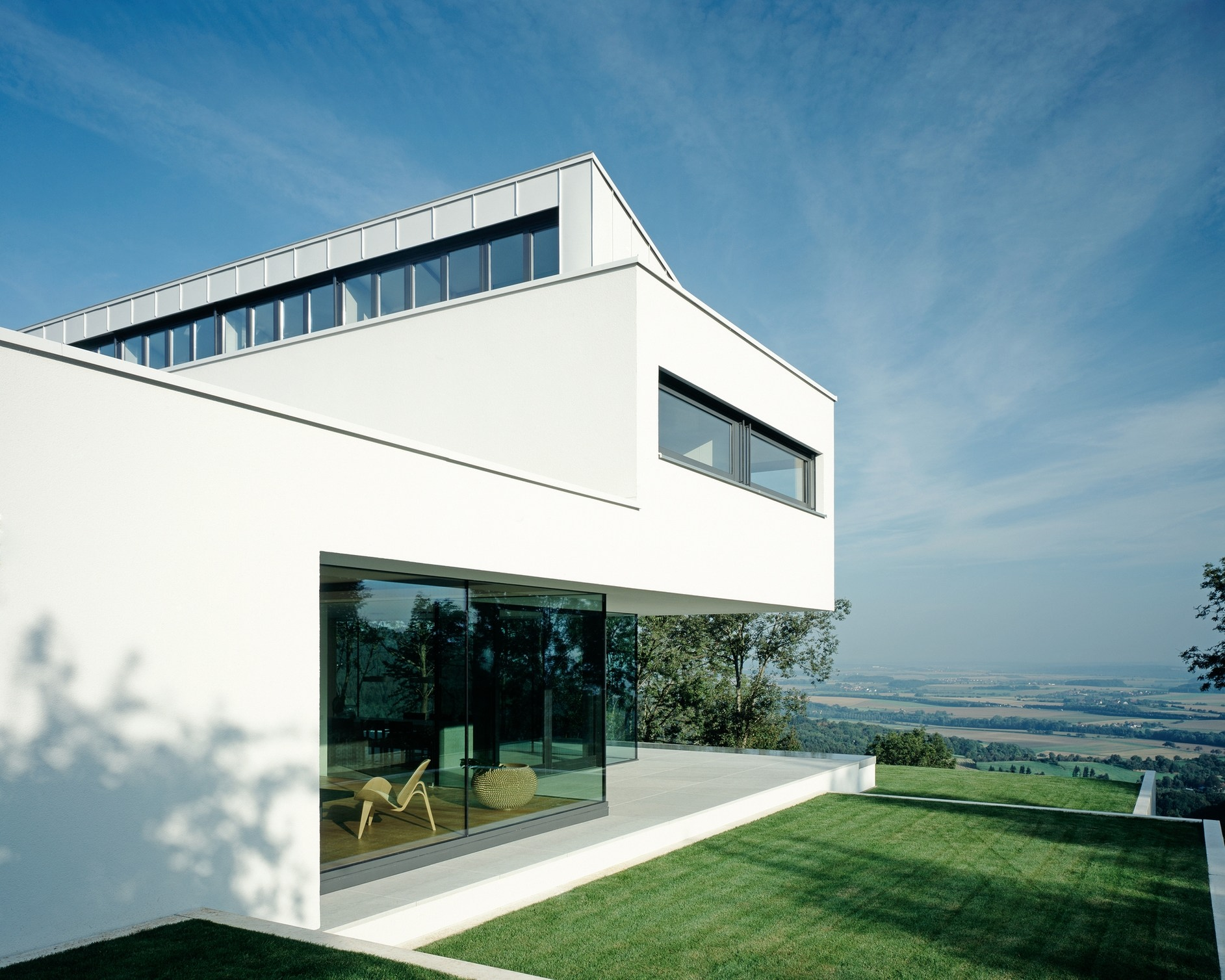 House p by philipp architekten karmatrendz - Architekten deutschland ...