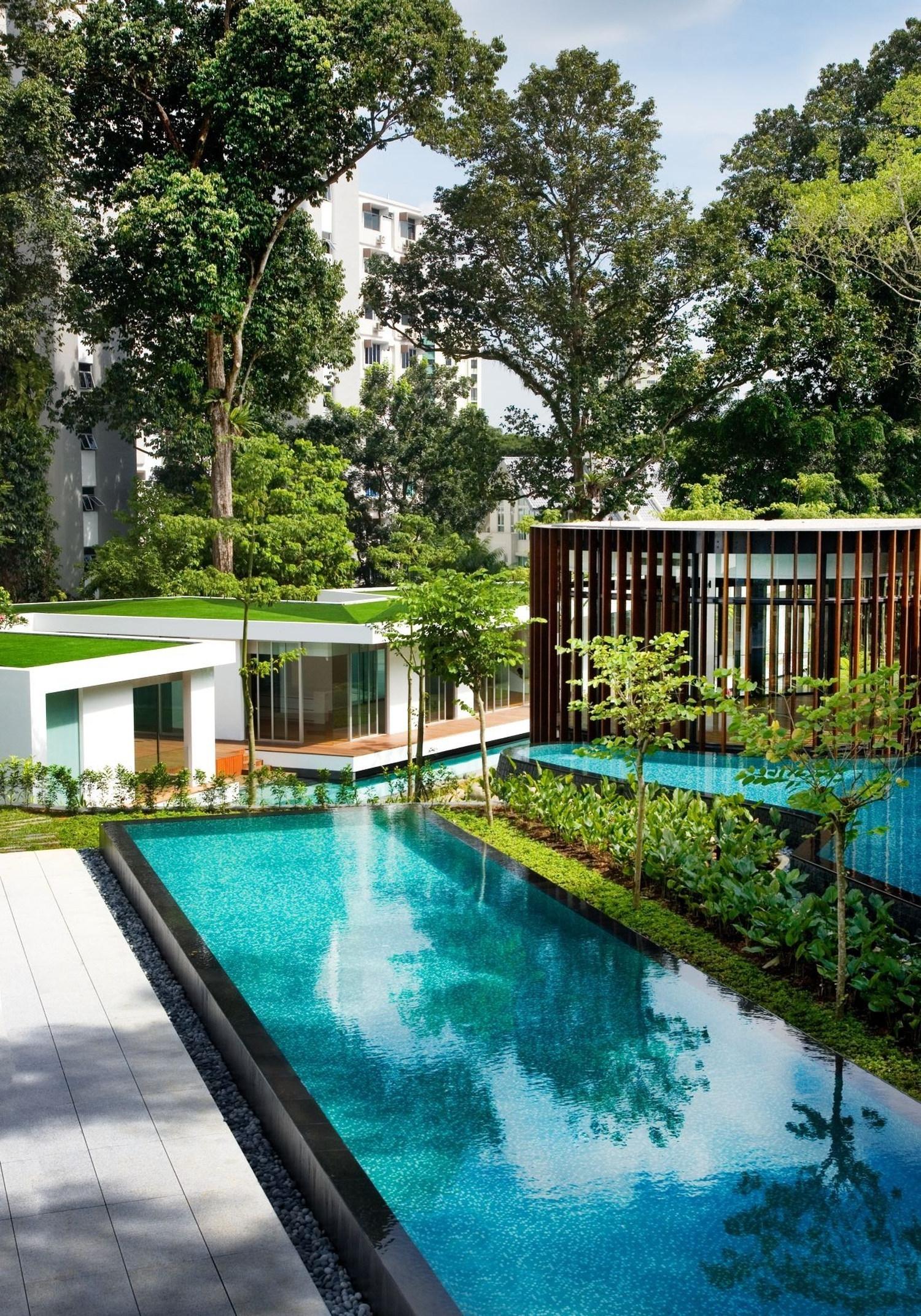 Screen House By K2ld Architects Karmatrendz
