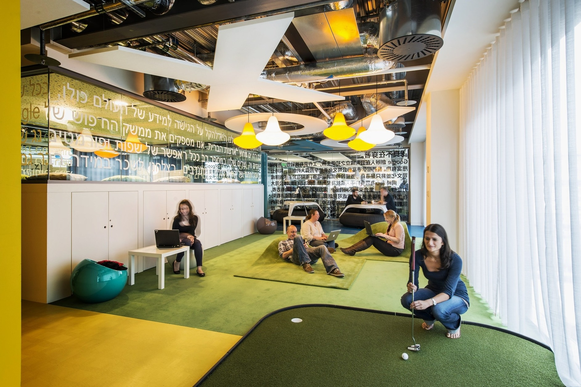 Google campus dublin by camenzind evolution henry j