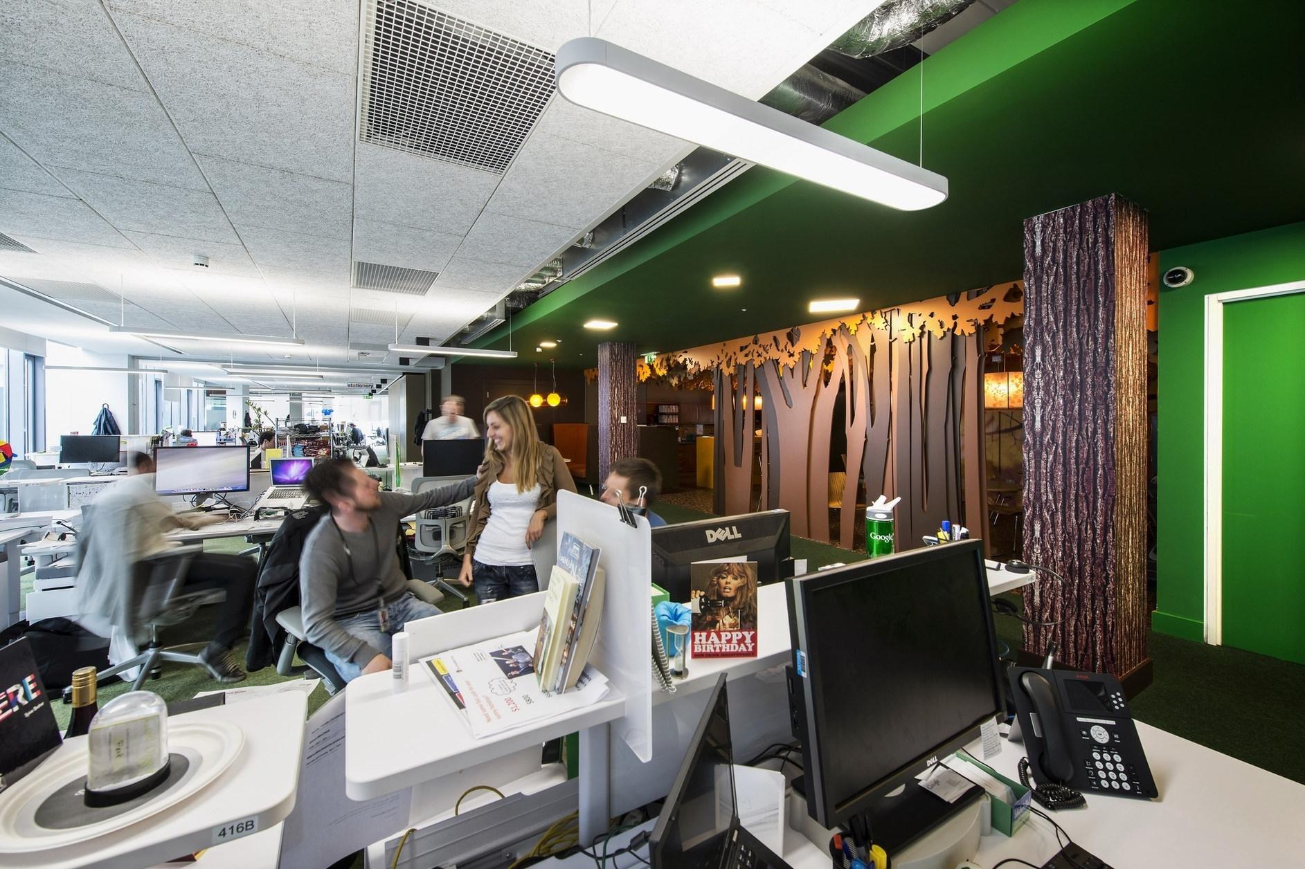 Google campus dublin by camenzind evolution henry j for Interior design agency dublin