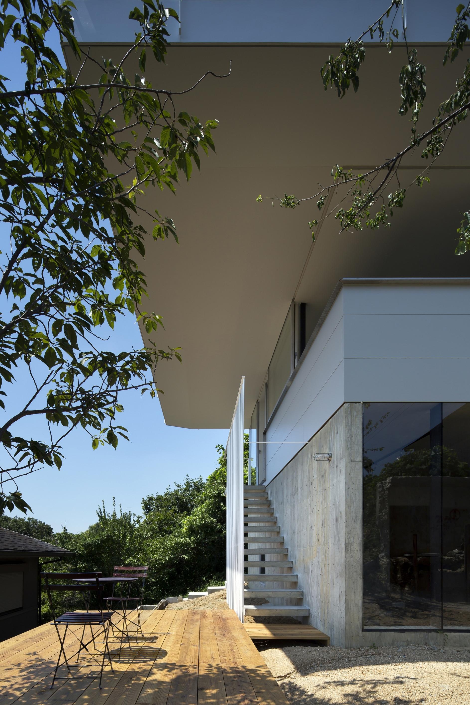 House Nara Zaka By Yoshiaki Yamashita Architect