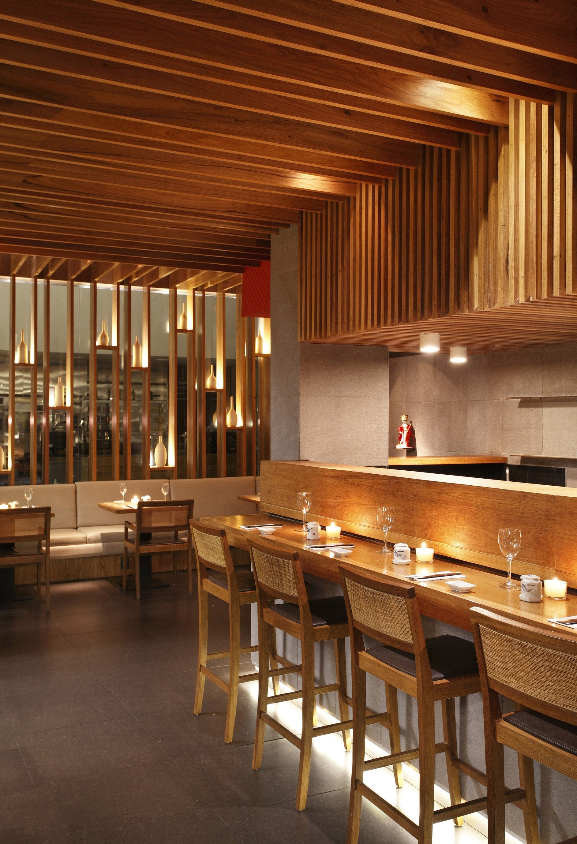 Kotobuki restaurant by ivan rezende arquitetura karmatrendz