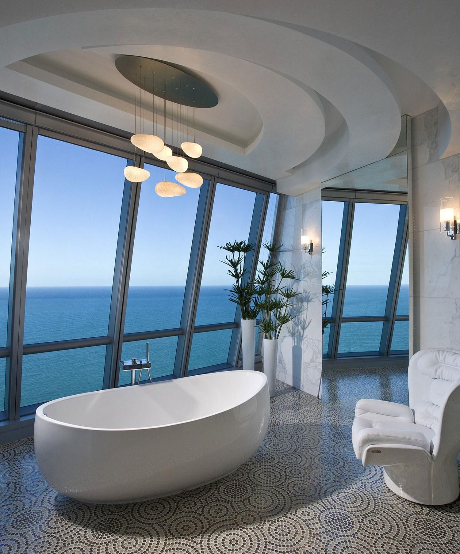 Jade ocean penthouse 2 by pfuner design karmatrendz for Jade ocean penthouse