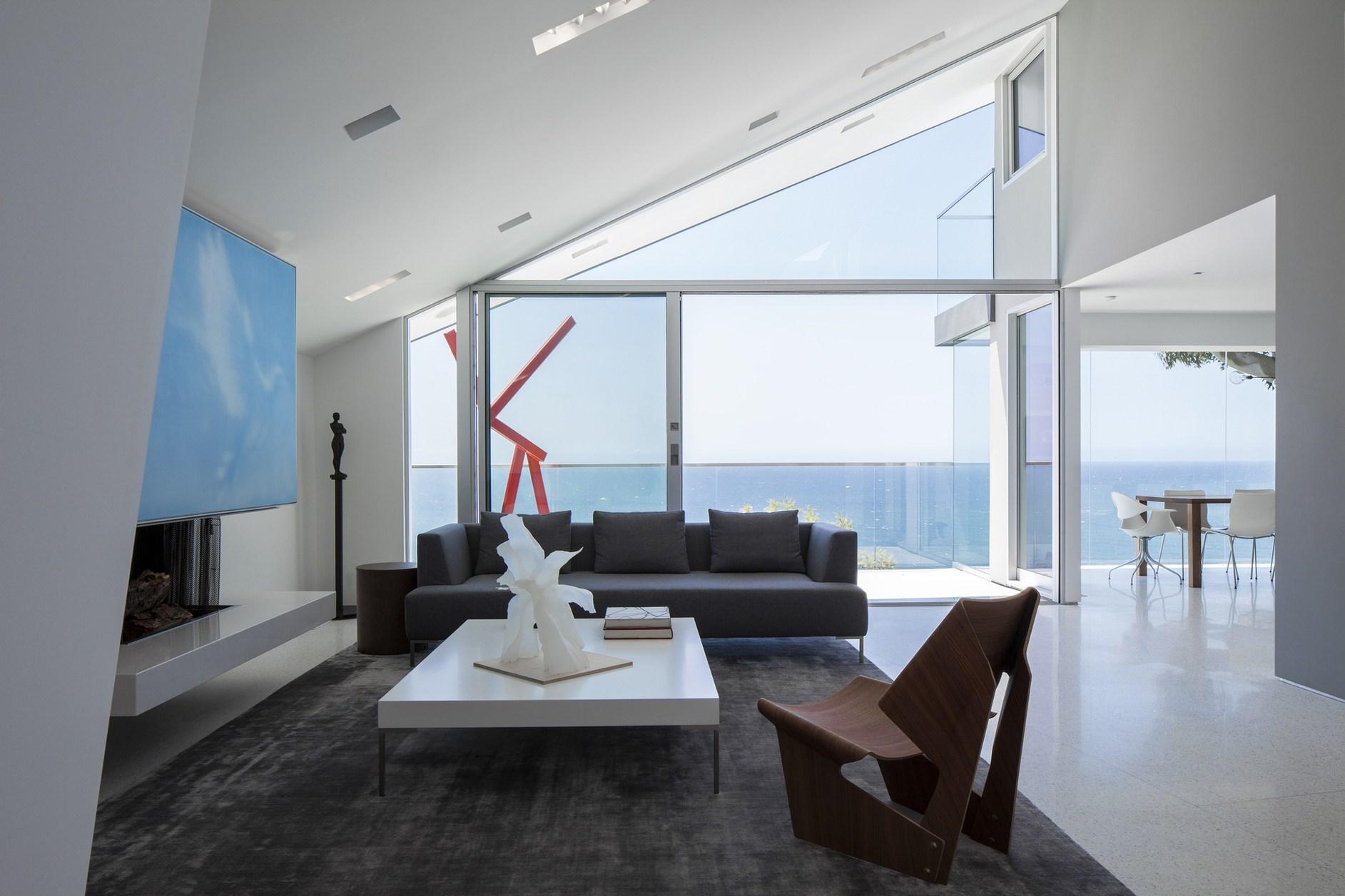 Montee karp residence by patrick tighe architecture - Suelos casas modernas ...
